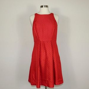 THE LIMITED - Red Sleeveless A-line Dress Size 4